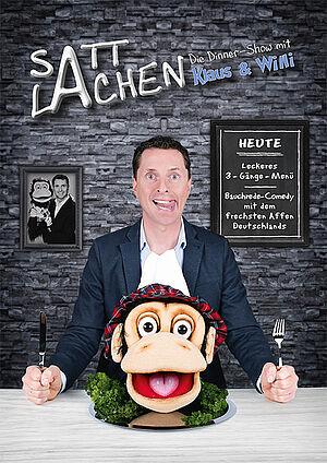 Sattlachen- die Dinnershow mit Klaus & Willi