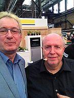 Egbert Groterhorst & Reiner Calmund