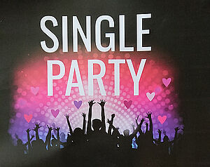 Single Party in den Lindenstuben