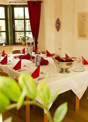 Restaurant Lindenstuben Erker