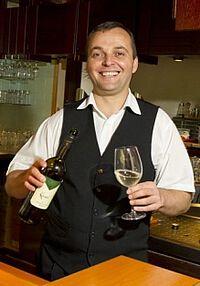 Antonio Popa - Restaurantfachmann