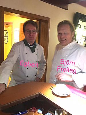 Björn Freitag & Egbert Groterhorst